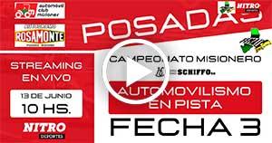 Campeonato Misionero Automovilismo en Pista Fecha 3 Posadas
