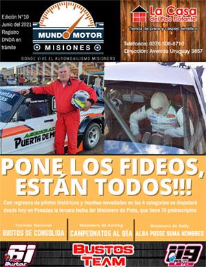 Revista N° 10 mes junio