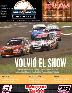 Revista N° 4 mes abril