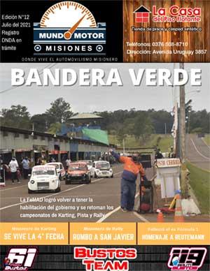 Revista N° 12 mes julio