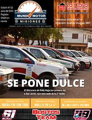 Revista N° 13 mes julio