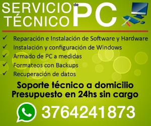 Servicios técnicos de PC