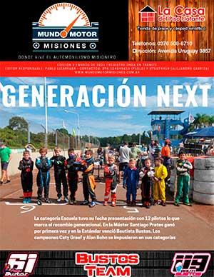 Revista N° 2 mes marzo