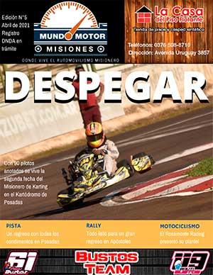 Revista N° 5 mes abril