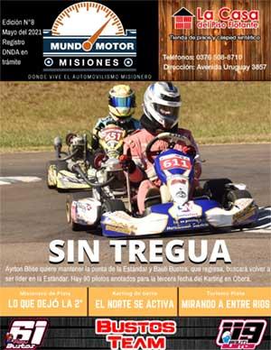 Revista N° 8 mes mayo