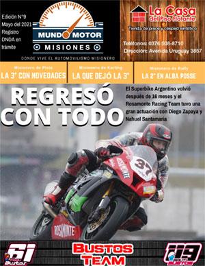 Revista N° 9 mes mayo