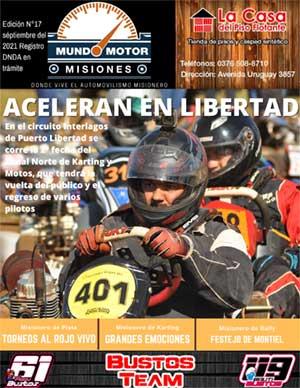 Revista N° 17 mes septiembre