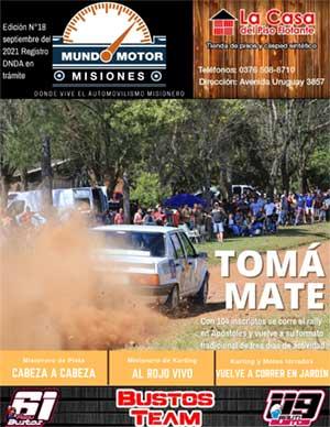 Revista N° 18 mes septiembre