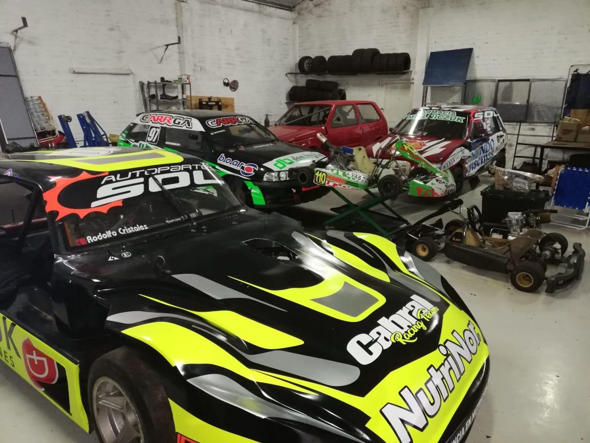 El Cabral Racing prepara un súper equipo