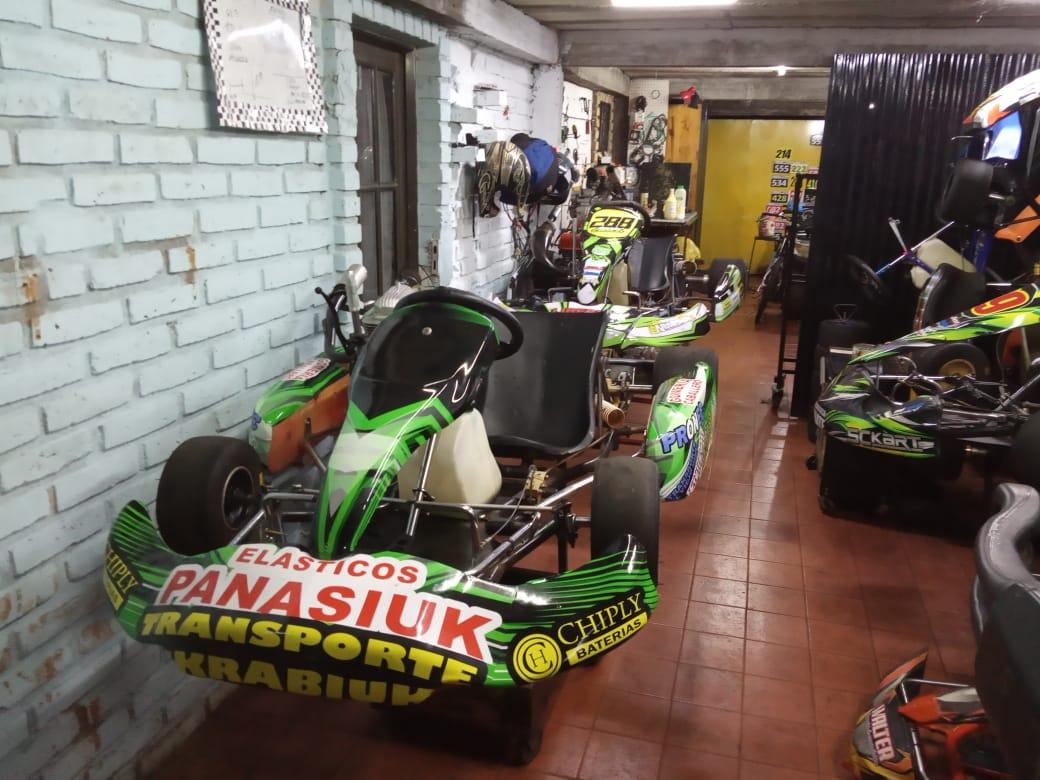 El Dalarda Competición estará con 8 karting en la 1° del año