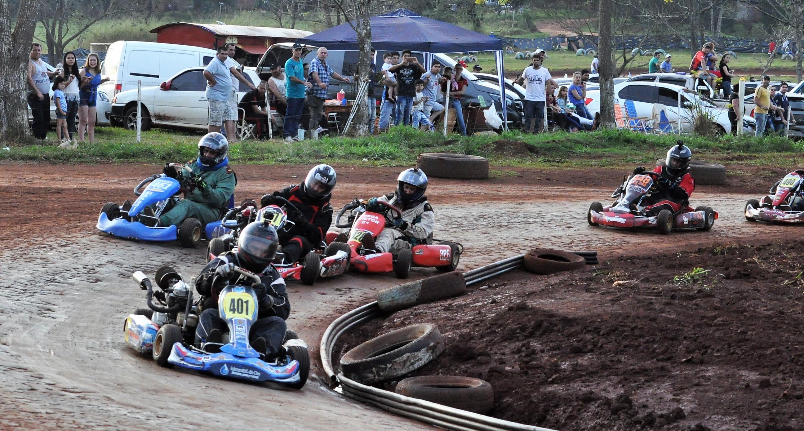 El domingo en Wanda comienza el 2° Campeonato de Karting de la zona Norte