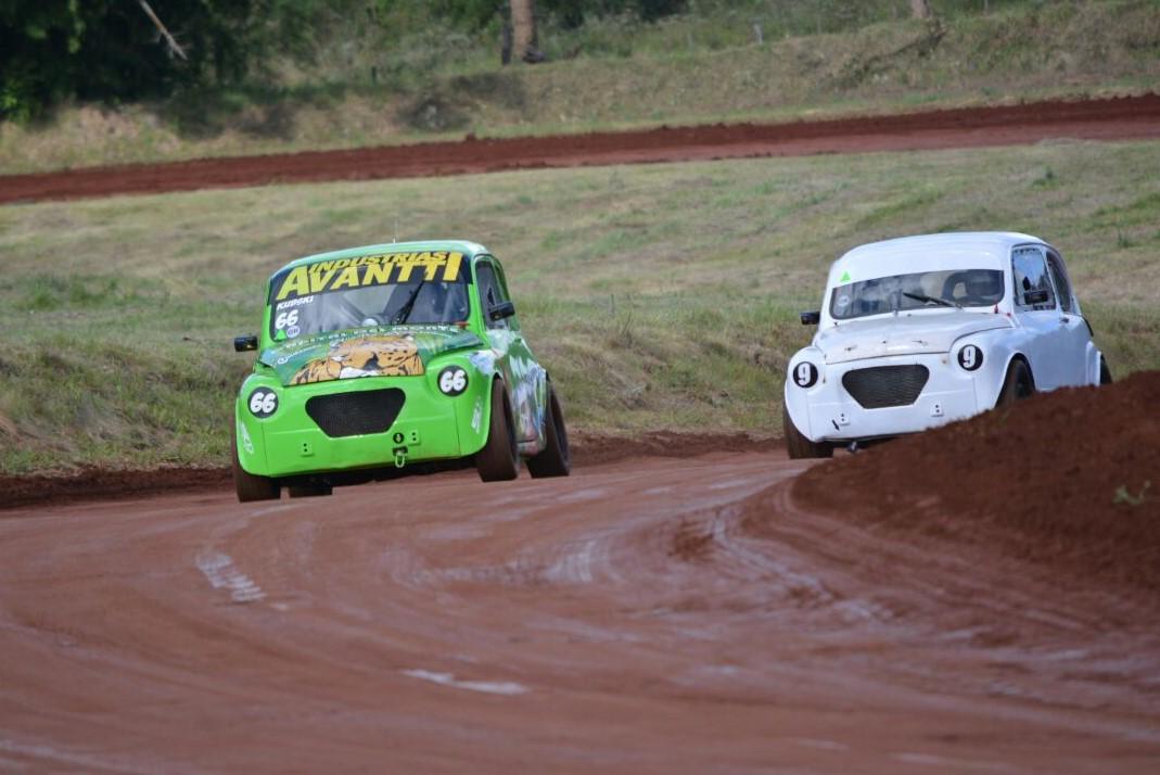 El obereño Michael Kubski vuelve a la Copa Fiat 1,4