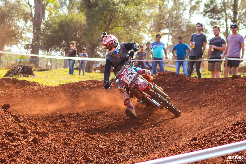 El motocross tuvo su primera prueba en San Vicente