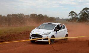 El Charaí Rally estará con dos autos en San Javier