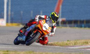 El Team Rosamonte va por un podio en el Superbike