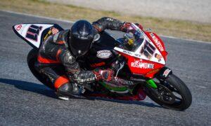 El Rosamonte Racing Team logró dos podios en la 2° del Superbike