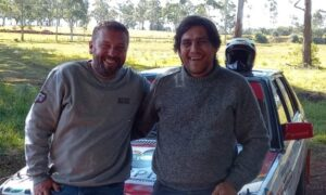 Marcelo Kaczurek va a San Javier con nuevo navegante