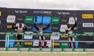 Sábado de festejos para el Rosamonte Racing Team en Buenos Aires