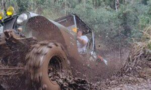 Mañana en San Vicente se realiza una nueva edición del Jeep Fest