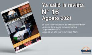 Salió la Revista Mundo Motor Misiones N°16