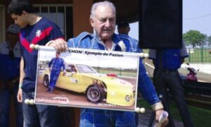 Falleció Nelso Santandrea, el querido «Tío Chon»
