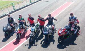 Los misioneros del Rosamonte Racing Team están listos para la cuarta fecha del Superbike