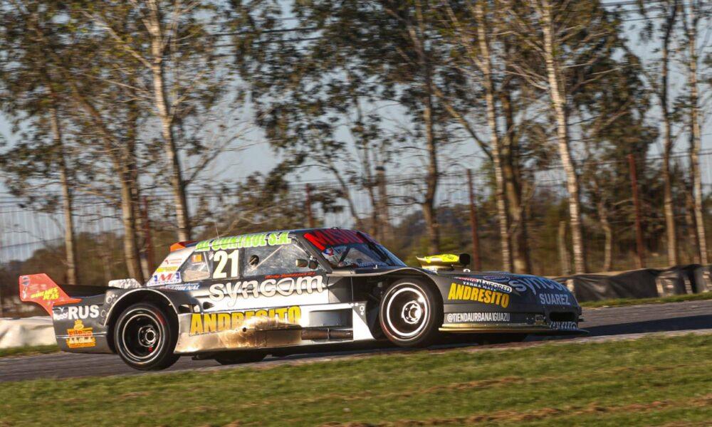 Bundziak fue 10° en la clasificación de la 13° fecha del TC Mouras en La Plata