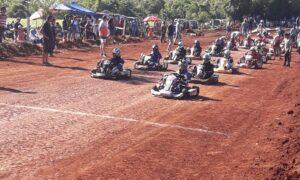 Se Corrió la 4ta Fecha del Campeonato Misionero de Motos y Karting 2021