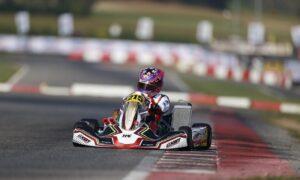 Mairu fue 7ma en la Final B y Grimaldi abandonó en la Final A en Lonato, Italia