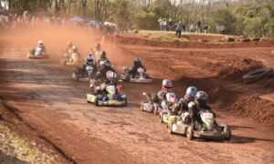 La 5° fecha del Campeonato Misionero de Karting y Motos se correrá el fin de semana en Campo Grande