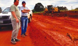 Comenzó la obra de asfaltado del Autódromo de Eldorado